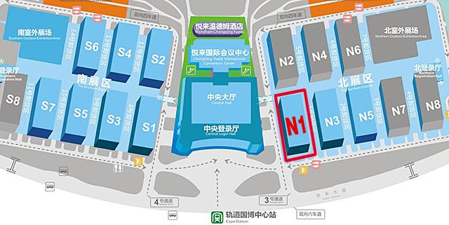 天下载官方明升m88集团旗下华博智能停车项目将亮相2018智博会